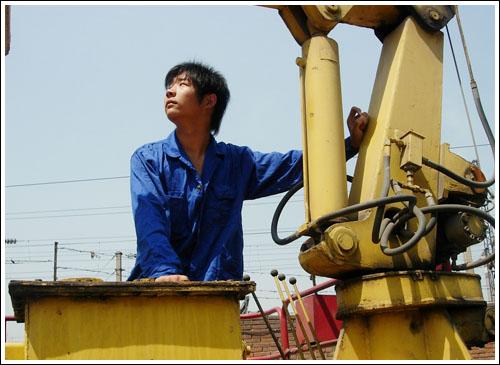 石家庄铁路技校铁道工程机械运用 铁道工程机械运用与检修(2011年) 中专中技
