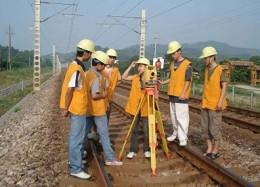 铁道工程测量专业都学什么东西