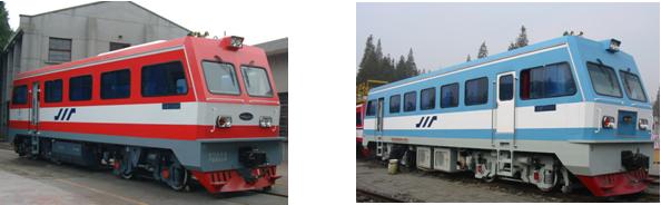 轨道车种类 什么是轨道车? 资料 第4张