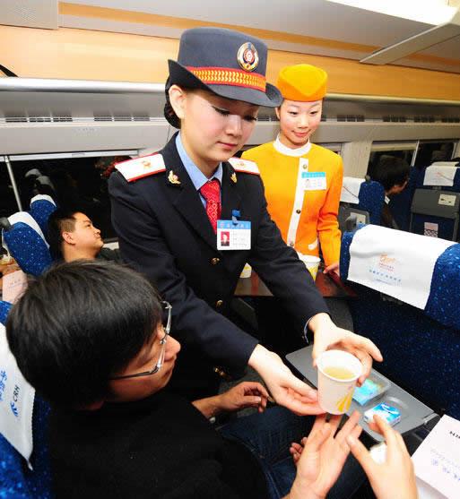 石家庄铁路技校专业介绍 铁路客运与餐旅服务(2011年) 中专中技