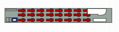 高铁商务舱模拟 图解京沪高铁动车 资料 第4张