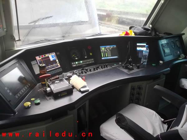 石家庄铁路技校 内燃机车驾驶 火车有方向盘吗? 资料 第2张