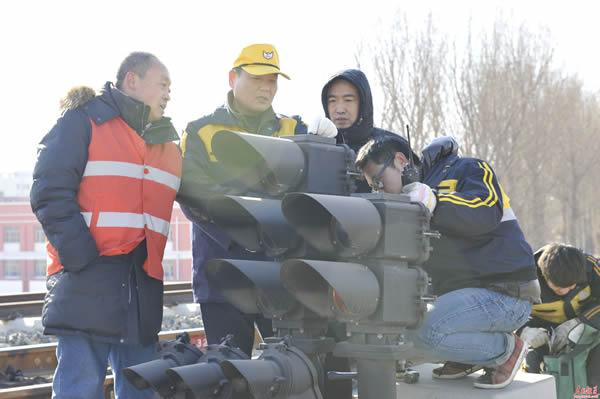 铁道信号专业 11月开班信息:铁道信号短期培训班 招生信息