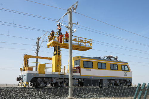 铁道工程机械 铁道工程机械运用与检修专业介绍(2012年) 中专中技