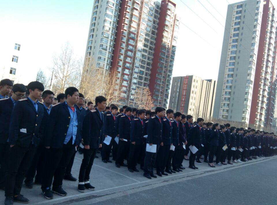 石家庄铁路学校招聘 铁路技校就业招聘会纪实 就业信息 第2张