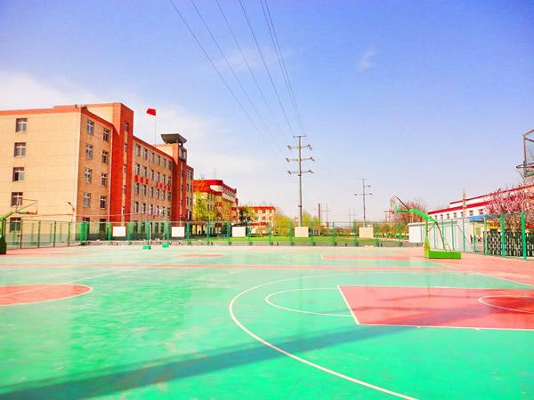 石家庄铁路学校南校区校园 学校图片 第3张