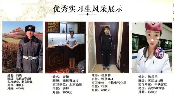 石家庄铁路学校就业学生展示 学校图片 第8张