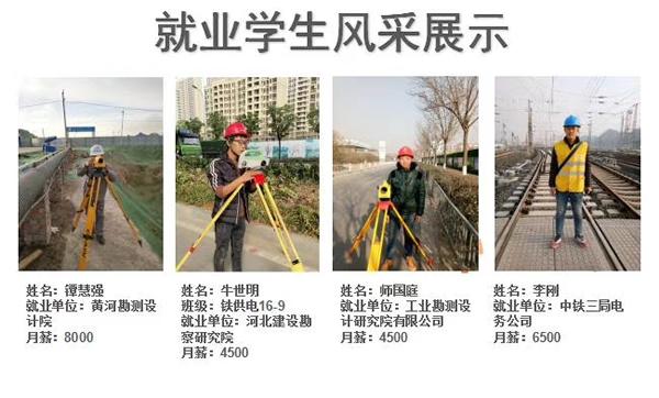 石家庄铁路学校就业学生展示 学校图片 第3张