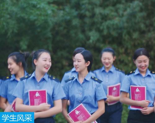铁路学校漂亮学生 石家庄铁路学校学生风采 学校图片 第4张