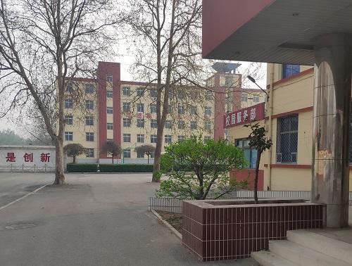 石家庄铁路学校校园环境 2020春踏青石铁校园 学校图片 第1张