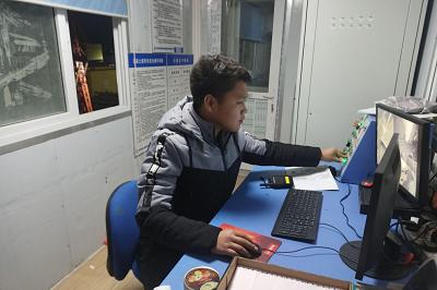 石家庄铁路学校就业 石家庄铁路职业技工学校18级学生就业风采 就业信息 第1张