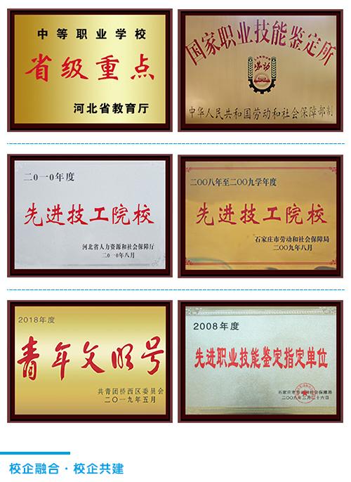 石家庄铁路学校荣誉 石家庄铁路学校2021年春季班招生简章(图) 招生信息 第2张