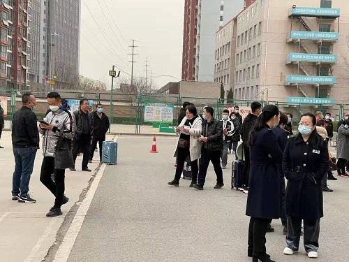 石家庄铁路学校2021春季班开学啦 石家庄铁路职业技工学校2021春季班开学啦 学校图片 第2张